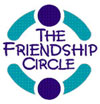 Logo for The Friendship Circle, website will open in new window