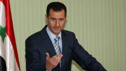 President Obama has warned Syrian President Bashar Assad, shown here in 2009, against using chemical weapons.