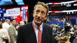 Mark Sanford, seen at the GOP convention last summer in Tampa, Fla., saw his career as South Carolina&#39;s governor implode in 2009 when he admitted to an extramarital affair.