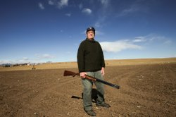 Jack Cletcher, a retired orthopedic surgeon, is an avid hunter in Loveland, Colo. He opposes most of the new gun restrictions lawmakers are discussing.
