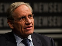 Associate Editor of the Washington Post Bob Woodward speaks at the Newseum in Washington, D.C. in June.