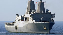 Here's Why The Navy Is Holding A Terror Suspect At Sea