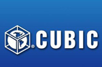 Logo for Cubic, website will open in new window