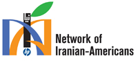 Logo for Network of Iranian-Americans at HP, website will open in new window