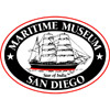 Logo for Maritime Museum of San Diego