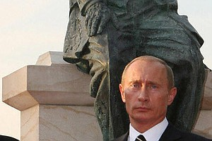 Vladimir Putin Is Right Out Of A Russian Novel