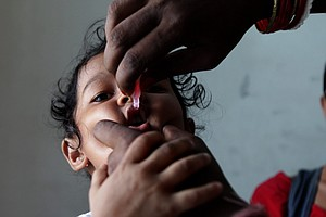 Southeast Asia Free Of Polio As India Declares Health Vic...