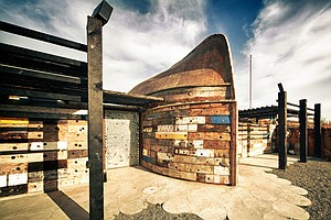 The Hippest Winery In Mexico Is Made Of Recycled Boats