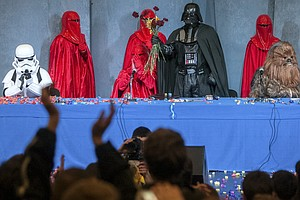 I'm Darth Vader, And I Approve This Message