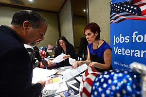 Jobless Claims Rose Last Week