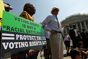 Welcome To Voting Rights Boot Camp