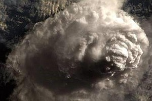 An Astronaut Asks: What Does This Cloud Look Like?