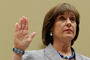 House Votes To Refer IRS Official Lois Lerner To Justice ...