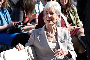 Health Secretary Kathleen Sebelius Is Resigning