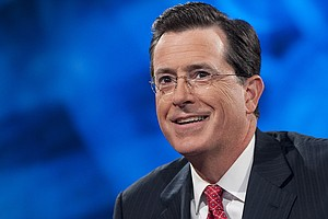 Stephen Colbert: The End Of One Joke, The Start Of Many More