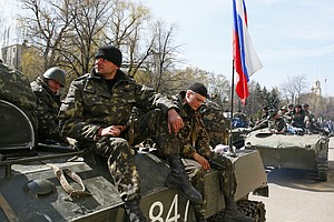 In Ukraine: Reports Of Soldiers Switching To Pro-Russia Side