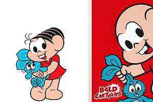 Snoopy, Garfield And Friends Go Bald For Kids With Cancer