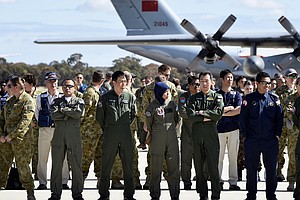 Australia Rebuffs Possibility Of Flight 370 Wreckage In B...
