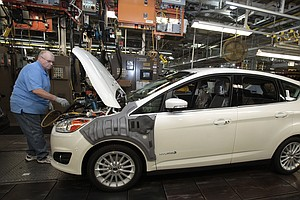 Ford Recalls Nearly 700,000 Vehicles To Fix Safety Problems