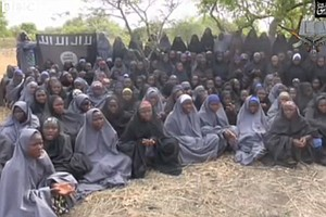 Boko Haram Says Video Shows Missing Nigerian Girls