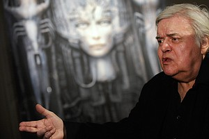Artist H.R. Giger, Creator Of Surreal Biomechanics, Dies