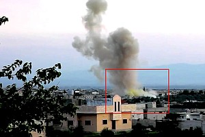 Group Says There's 'Strong Evidence' Syrian Regime Used C...