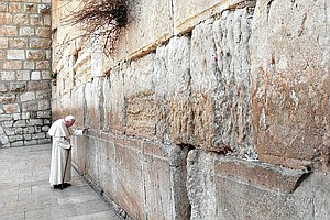 Pope To Travel To Holy Land With Rabbi And Muslim Leader