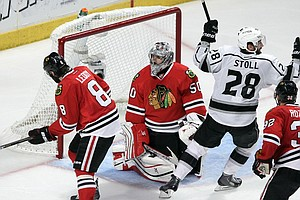 L.A. Kings Earn Shot At Stanley Cup With Win Over Chicago...