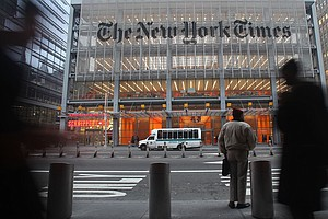 'New York Times' Editor: Losing Snowden Scoop 'Really Pai...