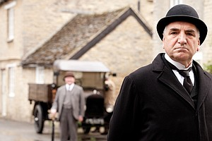 'Downton Abbey' Craze Serves Up A Demand For Butlers