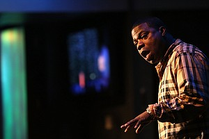 Actor Tracy Morgan Injured In A Car Accident In New Jersey
