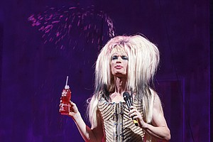 While Broadway Sings Its Praise, The Wigmaker Remains Unsung