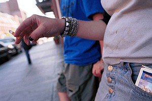 Teen Smoking Hits A 22-Year Low, But Other Tobacco Uses Rise