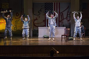 An Opera Remembers The Tragedy Of An Asian-American Soldier