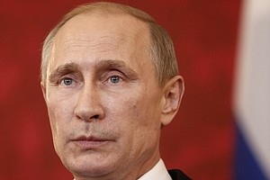 Vladimir Putin Asks Parliament To Revoke Power To Use Force In Ukraine