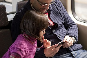 Preschoolers Outsmart College Students In Figuring Out Gadgets