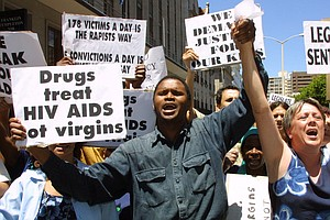 Fake Cures For AIDS Have A Long And Dreadful History