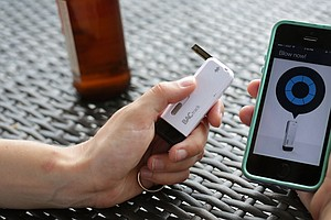 Keychain Breathalyzers May Make Quantified Drinking Easy