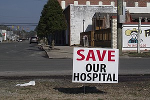 A Conservative Mayor Fights To Expand Medicaid In North C...