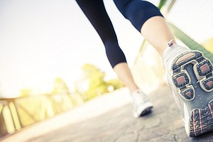 Interval Training While Walking Helps Control Blood Sugar
