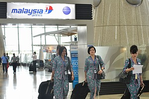 Malaysia's Money-Losing Airline Will Become National Prop...
