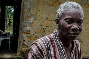 Ebola Took Her Daughters And Made Her An Outcast