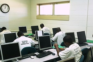 Budget Cuts Threaten A Unique Alabama Prison Education Program