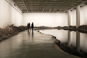 China's Pollution Crisis Inspires An Unsettling Art Exhibit