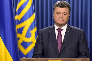 Ukraine's President Dissolves Parliament, Calls For New E...