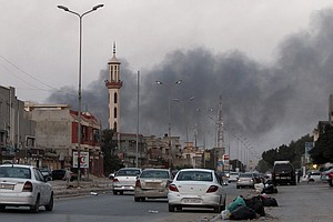 Libya's Crisis: A Shattered Airport, Two Parliaments, Man...
