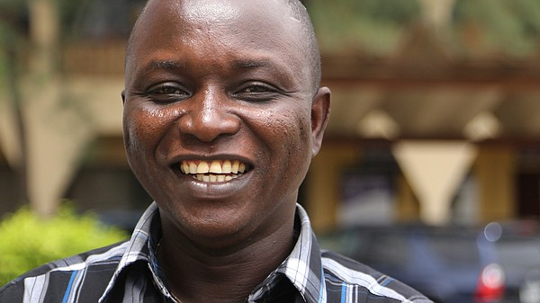Called a hero by the Sierra Leone government, Dr. Sheik H...