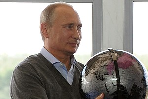 Putin Calls For Talks To Consider Statehood For Southeast...