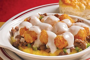 Healthy Food? Huddle House Won't Be Serving That Anytime Soon