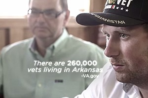 Campaign Ads Featuring Veterans Swarm The Airwaves